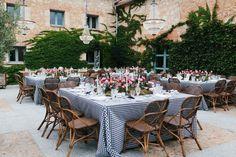 La Petite Mafalda Water Party, Outdoor Furniture Sets, Outdoor Decor, Banquet, Big Day, Dream Wedding, Reception, Instagram, Backyard