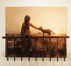 3D Painting by Shintaro Ohata  http://www.toxel.com/inspiration/2013/01/13/3d-paintings-by-shintaro-ohata/