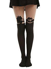 fce0f95c40799 alice in wonderland tights Disney Stockings, Black Stockings, Alice In  Wonderland Clothes, Alice