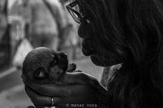 Puppy love by Manan Vora on 500px