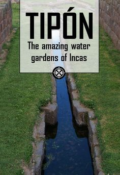 Tipon near Cusco is an amazing inca ruin that, much like Machu Picchu, survived the times almost unscathed. The unique water gardens of the Incas ae hardly known yet deserve to be one of the main highlights within the sacred valley of Peru