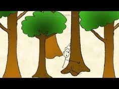 The Five Senses -Educational Children's Song