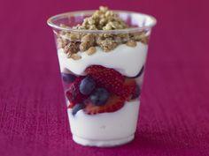 McDonald's Fruit 'N Yogurt Parfait | Les Petites Victoires