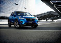 Mazda ha incluido en su gama el CX-5 un crossover de serie media, con la tecnología SKYACTIV