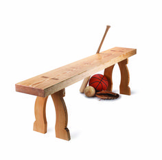 Read a tutorial on leveling Skansen Bench feet. * Visit Skansen's web site. I've always liked things that are Swedish, impossibly overbuilt and yet somehow… Easy Wood Projects, Easy Woodworking Projects, Popular Woodworking, Country Furniture, Outdoor Furniture, Outdoor Decor, Basic Tools, Woodworking Magazine, Mortise And Tenon