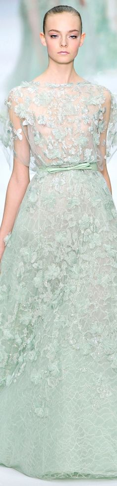 Elie Saab / Spring 2012 - Couture Collection