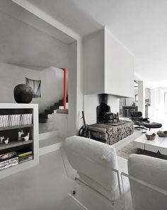 Une maison brute à Aix en Provence #white