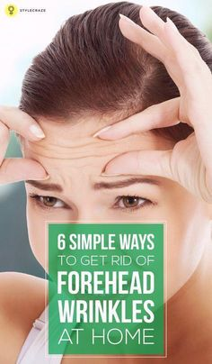 How To Get Rid Of Forehead Wrinkles: 10 Home Remedies #howtotightenlooseskinonface Beauty Advice, Diy Beauty, Beauty Hacks, Aloe Vera Face Mask, Younger Skin, Wrinkle Remover, Face Skin, Patience, Change