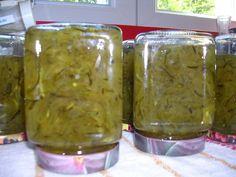 Confiture de courgettes citron et vanille .recette marmiton .Un délice !