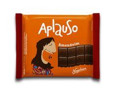 Chocolate Aplauso by Vini Marques, via Behance