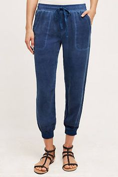 New Italian Ladies Lagenlook Quirky Plain Basic Cotton Pocket Jeggings Jogger