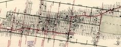 #NYC Hotel and Theater #map (1906) -- http://www.bigmapblog.com/2012/nyc-hotel-and-theater-map-1906/