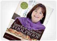Top Cookbook at Sage Gourmet!! barefoot contessa foolproof