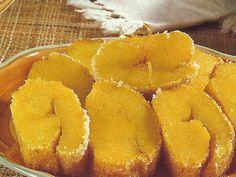Fatias reais de laranja