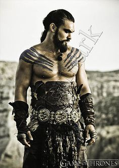 Khal drogo #poster a1 a2 a3 a4 game of thrones got mother of #dragons #dothraki , View more on the LINK: http://www.zeppy.io/product/gb/2/131397261829/