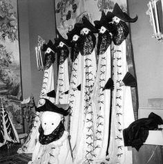 {Le Bal du Siècle} Beistegui Ball, Venice, September 3rd, 1951 ©Robert DOISNEAU/RAPHO