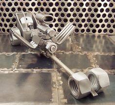 Slingshot Dragster (1) by Brown Dog Welding, via Flickr