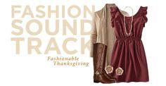 Fashionable Thanksgiving