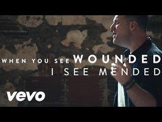 Matthew West - Mended (Lyric Video) - YouTube