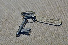Titanic Ship Artifacts | Titanic steward Edmund Stone's key is among the artifacts exhibited ...