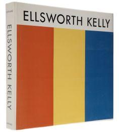 JOHN COPLANS / Ellsworth Kelly