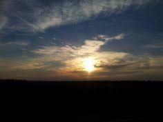 Sunset & I.