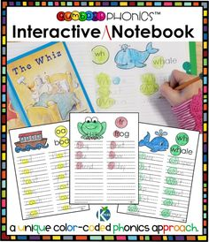 Our Interactive Gumball Phonics™ Notebook - The K Files Word Study, Word Work, Just Right Books, First Grade Activities, Learning Activities, Kids Learning, Read To Self, Spelling Patterns, Teaching Strategies