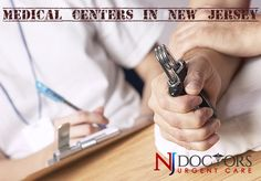 Medical centers in New Jersey and anywhere around have brought a big change in medical field by bringing modern equipments and state of the art technologies in use. These technologies and equipment have made it easier for people to avail best services.  http://urgentcarecenternj.blogspot.com/2015/12/effectual-tips-to-choose-healthcare.html
