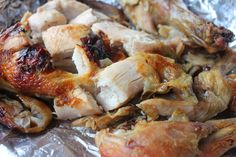 Lechon Manok also known as Barbecue chicken from The Philippines