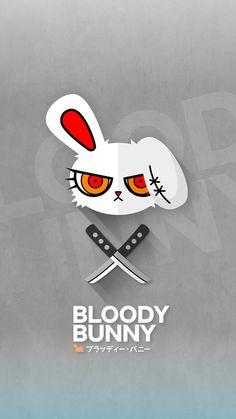 Bloody Bunny Graphics