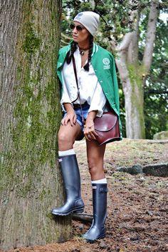 13 Best Girls in Hunter Wellies images | Hunter wellies