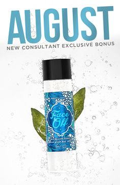 Join Perfectly Posh in August and you will receive a FREE EXCLUSIVE PRODUCT along with some other amazing items in your kit.
