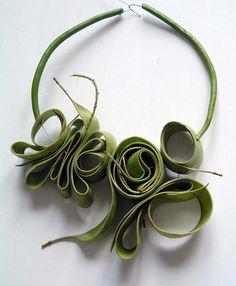 botanical necklace very interesting