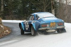 Renault A110 Alpine
