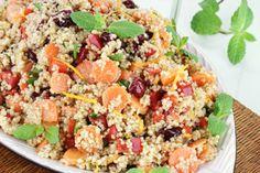 Carrot Couscous Salad