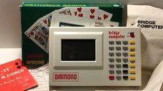 Vintage Diamond Bridge Computer Game Instructions Orig Box Sales Receipt WORKS  | eBay #computergames