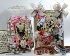 Spring Wall Hangings Holiday Home Decor Polly's Paper Studio