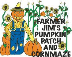 Farmer Jim's Pumpkin Patch