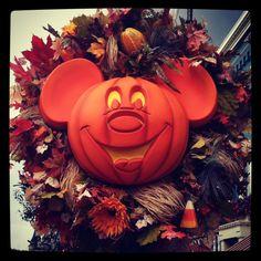 Disney World Halloween