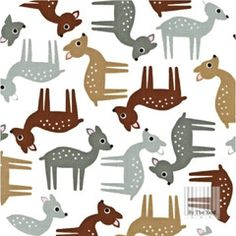 Woodland Pals - Deer in Nature