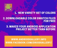 why you should try android gallery Android Design, Ui Patterns, Android Developer, Mobile Design, Ui Design, Make It Yourself, Gallery, Roof Rack, User Interface Design