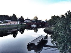 Old Town Porvoo, Finland Old Town, Perfect Place, Places To Go, River, Spaces, Outdoor, Beautiful, Finland, Old City