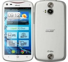 Liquid E2: Acer's new Android Smartphone with Latest Jelly Bean