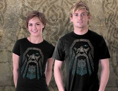 T-shirt for Women & Men Odin #tee ‬  #style #Norse