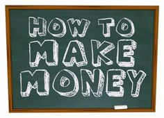 """""""How Do I Make Money Blogging?"""""""