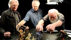 Excellent #makingof featuring legendary #PhilTippett, #DennisMuren, #JonBerg and more about the creation of the Holochess for #StarWars #TheForceAwakens: http://www.artofvfx.com/star-wars-the-force-awakens-holochess-reel-by-tippett-studio/