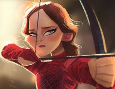 """Check out new work on my @Behance portfolio: """"The Hunger Games"""" http://on.be.net/1L7uvwm"""