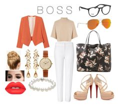 """Boss Lady "" by kelsmthimunye on Polyvore"