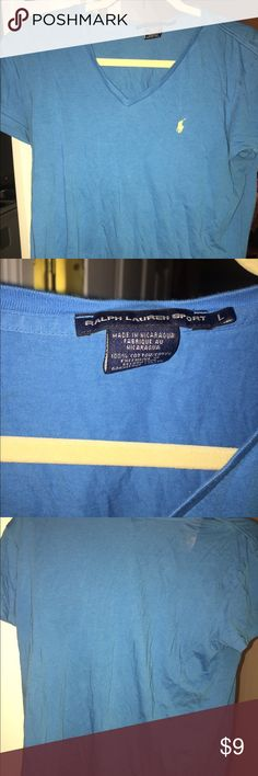 Ralph Lauren t-Shirt Worn-size Large Polo by Ralph Lauren Tops Tees - Short Sleeve