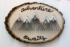 Measurements: 8x12 Display: comes ready to hang with a saw tooth picture hanger on the back. String Color: (926),(930),(317),(3865). This design has been customized for a customer. The wording on the front is included but can be taken off if preferred. Make sure to choose the